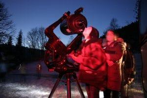 soirée découverte astronomie